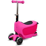 Buddy Toys BPC 4312 Taman 2v1 pink - Scooter