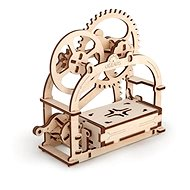 UGears 3D Mechanical Box Puzzle - Building Kit