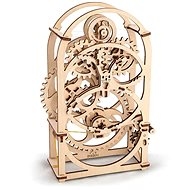 UGEARS 3D Mechanical Clock - Building Kit