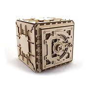 Ugears 3D Mechanical Safe - Building Kit