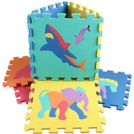 Animals 10pcs - Foam Puzzle