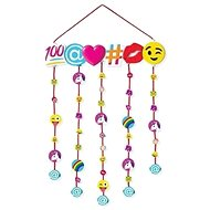 Cutie Stix Hanger with smileys - Creative Toy