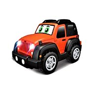 Jeep With Steering Wheel - RC Model