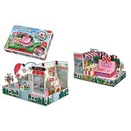 Spatial Puzzle Minnie Mouse Shop - Creative Toy