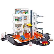 Garage - 4 Levels - Game set