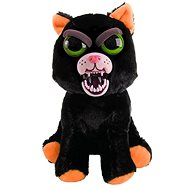 Feisty Pets Cat black and white - Plush Toy
