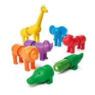SmartMax My first Safari Animals - Magnetic Building Set
