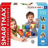 SmartMax Ball track - Magnetic Building Set