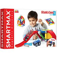 SmartMax Basic Road - Magnetic Building Set