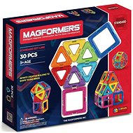 Magformers Rainbow - Magnetic Building Set