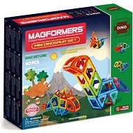 Magformers Mini dinosaurs - Magnetic Building Set