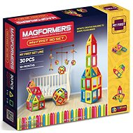 MagFormers My First MagFormers 30 - Educational Toy