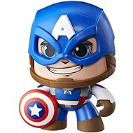 Marvel Mighty Muggs Captain America - Figurine