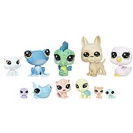 Littlest Pet Shop Cabin Crew - Game set
