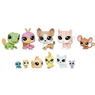 Littlest Pet Shop House Pets - Game set
