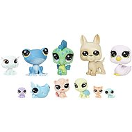 Littlest Pet Shop Frosting Frenzy Mini Animals 13pcs