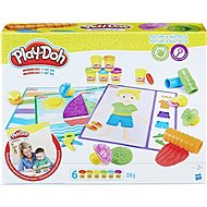 Play-Doh Texture & Tools