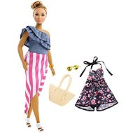Barbie Fashion Model 102 with Accessories and Clothes - Doll Accessory