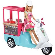 Barbie Cooking&Baking Bistro Scooter - Doll