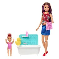 Barbie Babysitter Set V
