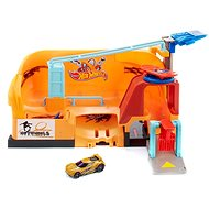 Hot Wheels City Deluxe set Super Stunt - Game set