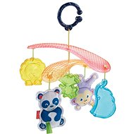 Fisher-Price On-The-Go Stroller Mobile - Cot Toy