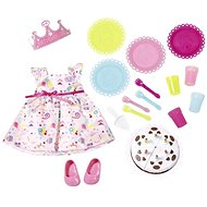 BABY Born Birthday set - Doll Accessory