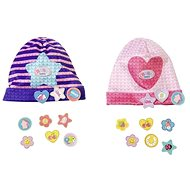 BABY Born Cap with Clip-On Accessories 1pc - Doll Accessory