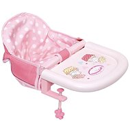 BABY Annabell Booster Seat, table attachment