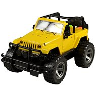 Jeep with Flywheel 23cm - Toy Vehicle