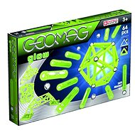 Geomag Glow 64 - Magnetic Building Set