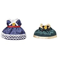 Sylvanian Families Town - Dress up Set (Blue & Green)
