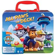 Paw Patrol 2x puzzles in a metal case - Puzzle