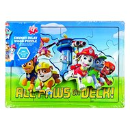 Paw Patrol Chunky Inlay Wood Puzzle - Puzzle