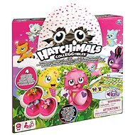 Hatchimals Adventure game with 4 figures - Board Game
