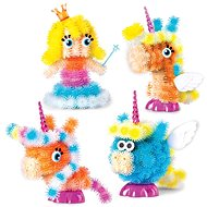 Bunchems Glow'n the Dark Unicorn Set - Creative Kit