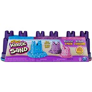 Kinetic Sand Pack of 3 pastel-coloured crucibles - Kinetic Sand