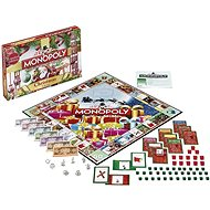 Monopoly Christmas, ENG - Board Game