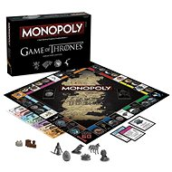 Monopoly Game of Thrones, ENG - Board Game