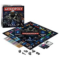 Monopoly Halo, ENG - Board Game