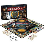 Monopoly Lord of the Rings, ENG - Board Game