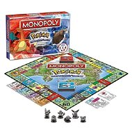 Monopoly Pokemon, ENG - Board Game