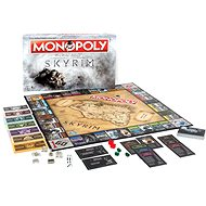 Monopoly Skyrim, ENG - Board Game