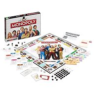 Monopoly The Big Bang Theory, ENG - Board Game