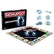 Monopoly Uncharted, ENG - Board Game