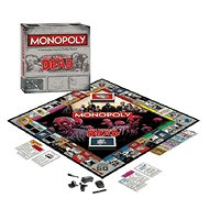 Monopoly Walking Dead, ENG - Board Game