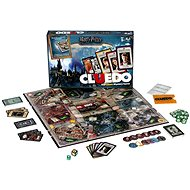 Cluedo Harry Potter, ENG - Board Game