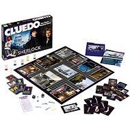 Cluedo Sherlock - Board Game