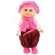 Doll with Long Hair - Baby