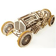 Ugears U-9 Grand Prix Car model - Wooden kit